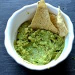 Easy 1-Minute Guacamole