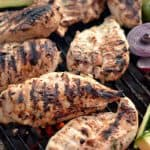 Citrus and Thyme Grilled Chicken