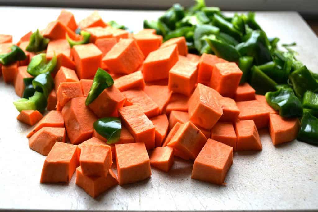 Roasted Vegetable enchiladas1