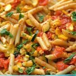 Vegetable Garden Pasta