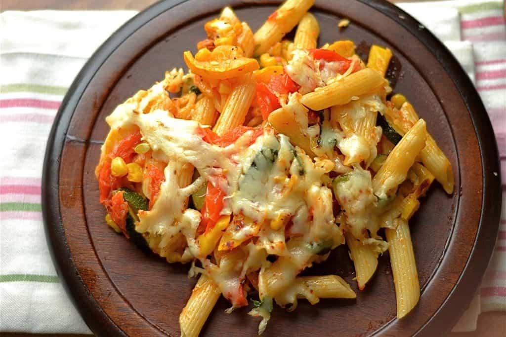 Summer Vegetable Pasta4