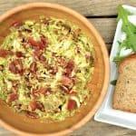 Avocado Chicken Salad with Bacon