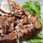 Grilled Apple Cider Pork Tenderloin
