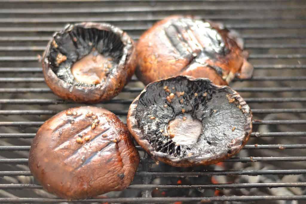 Grilled Portabello Mushroom Burgers2