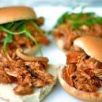 Slow Cooker BBQ Pulled Pork