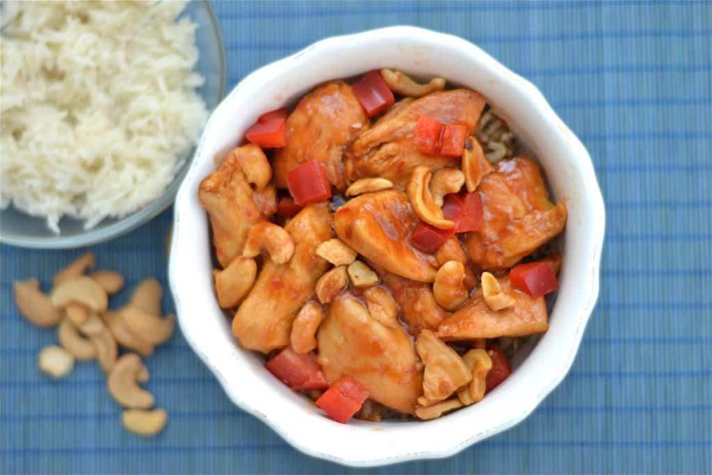 Slow Cooker Paleo Cashew Chicken2