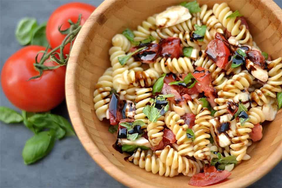 Caprese Pasta Salad 2