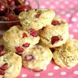 Cherry Pie Scones