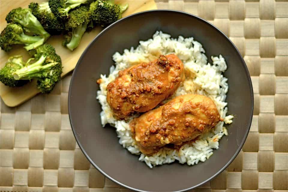 Asian peanut butter chicken photos 113