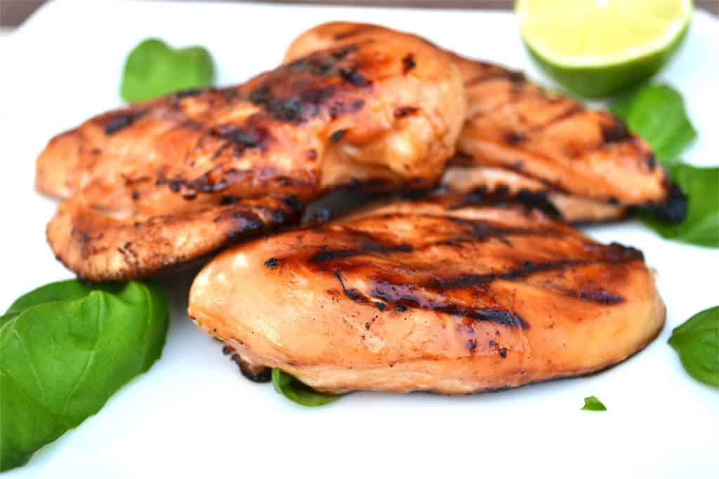 Grilled Hawaiian Chicken1