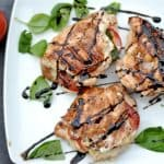 Grilled Tuscan Chicken