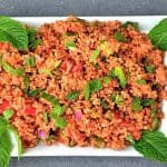 Turkish Tabbouleh Salad