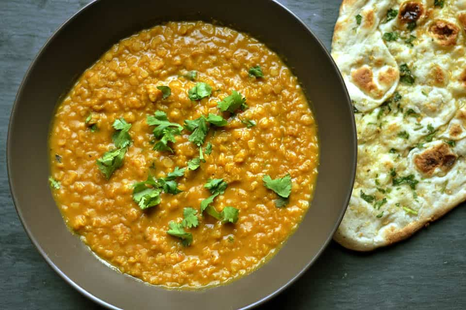 Coconut Curry Red Lentil Soup 2