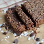 Chocolate Zucchini Bread + GIVEAWAY!!