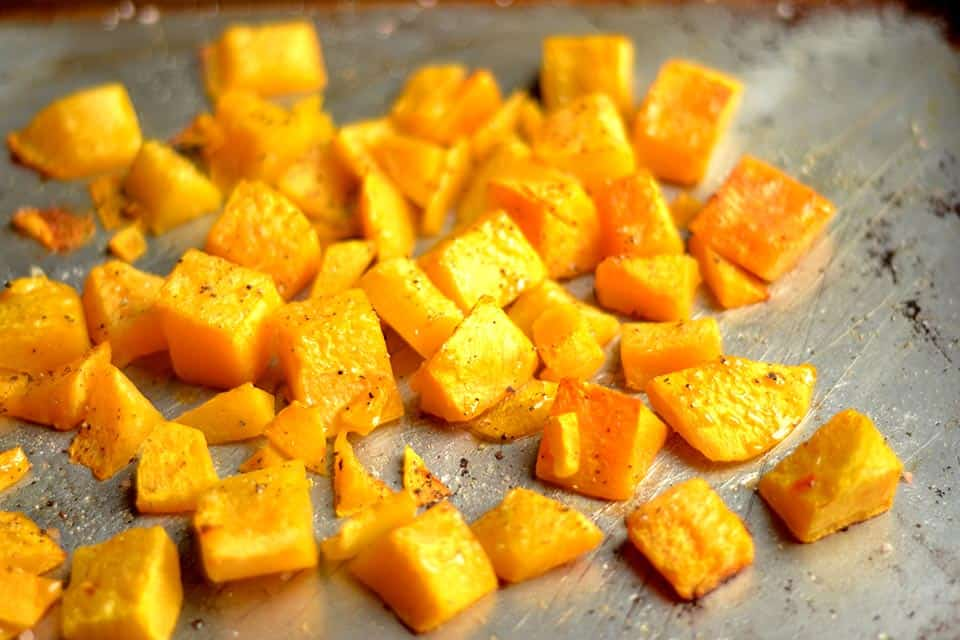 Pumpkin Seed Pesto and Butternut Squash 4
