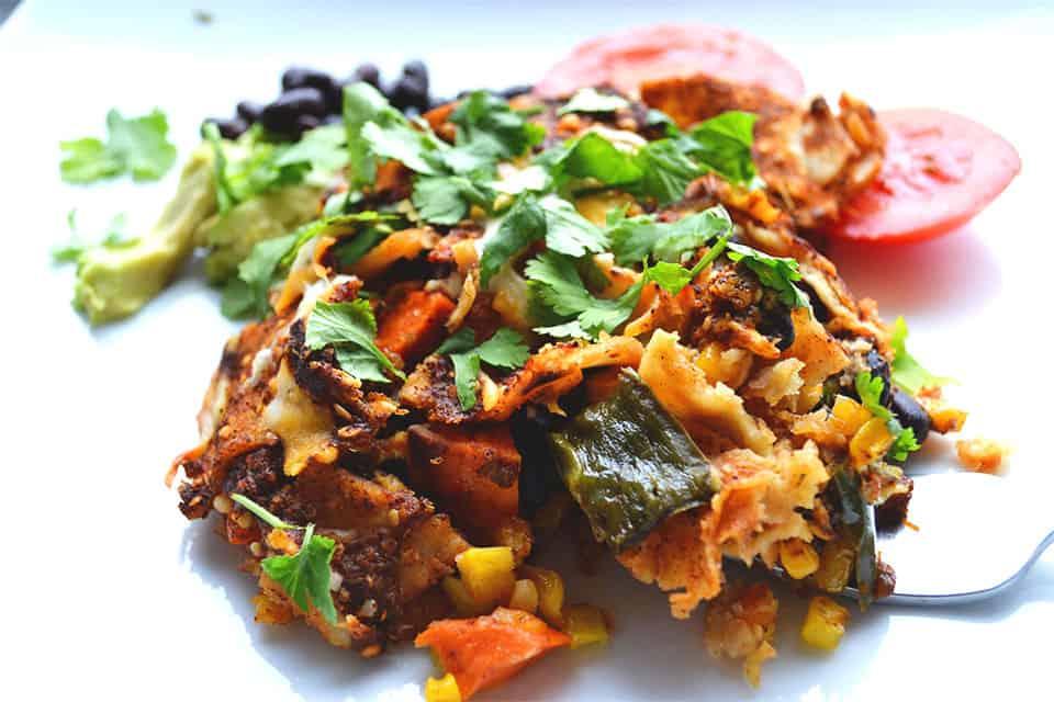 Roasted Vegetable Enchiladas copy