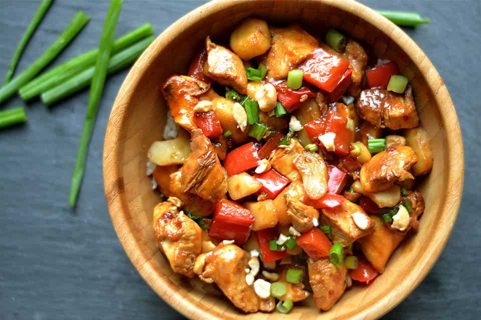 Slow Cooker Kung Pao Chicken 3