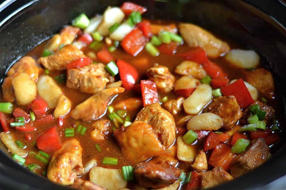 Slow Cooker Kung Pao Chicken 4