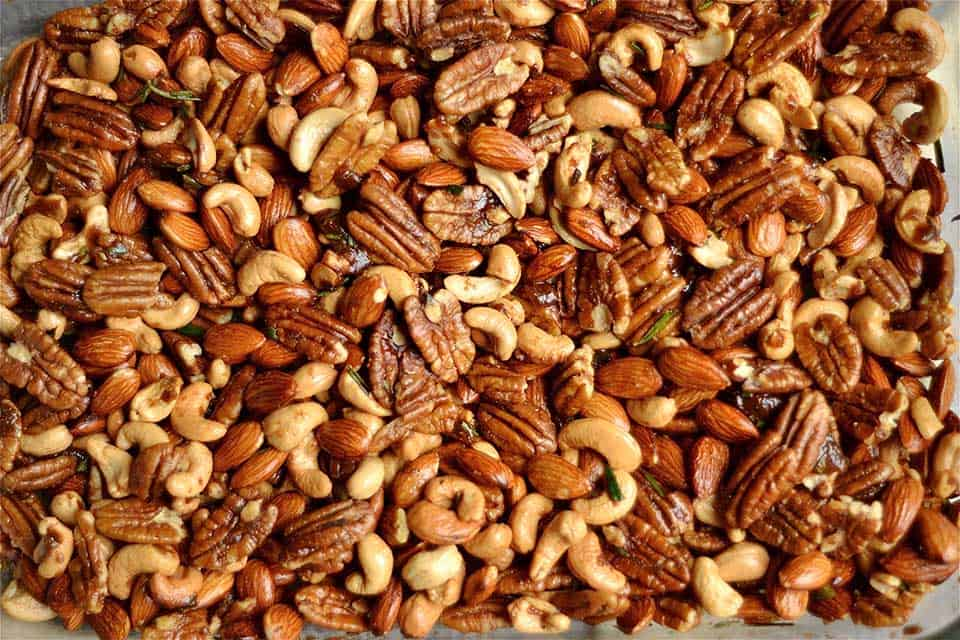Rosemary and Chipotle Spicey Sweet Nut Mix3