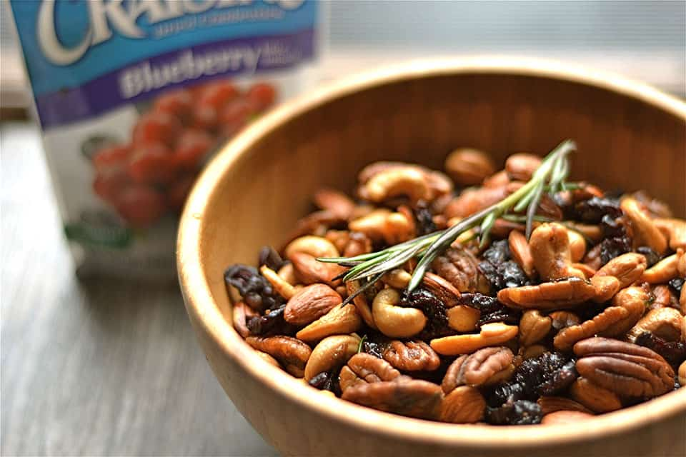 Rosemary and Chipotle Spicy Sweet Snack Mix 5