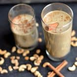 Chai Spiced Protein Smoothie