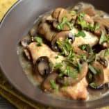 Slow Cooker Chicken Marsala (Paleo & Gluten-Free)