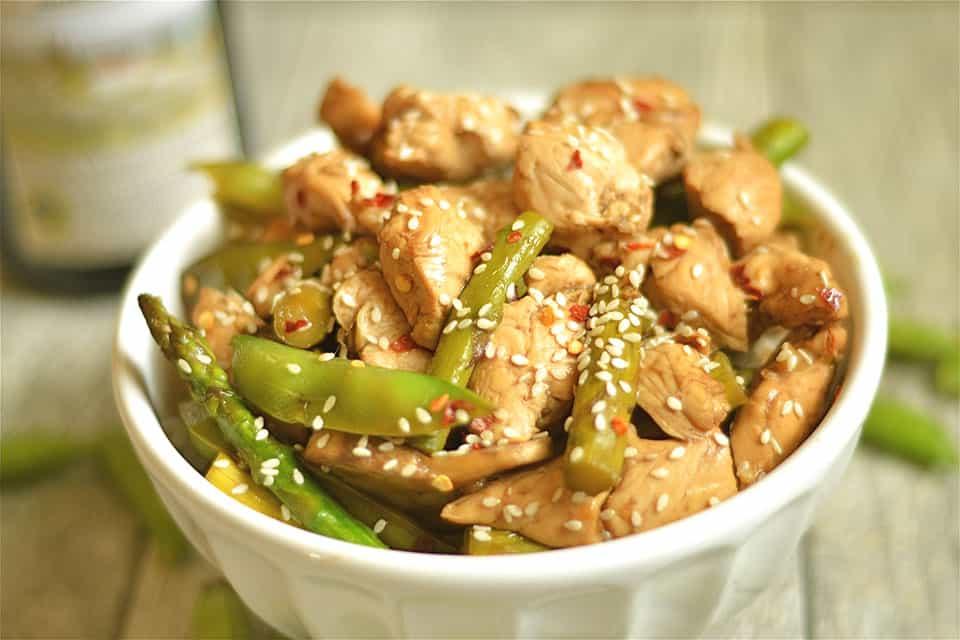 Balsamic Honey Chicken Stir-Fry 3