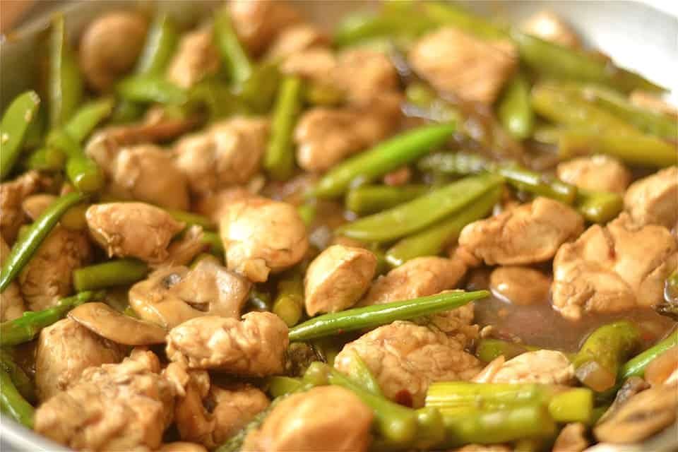 Balsamic Honey Chicken Stir-Fry 4