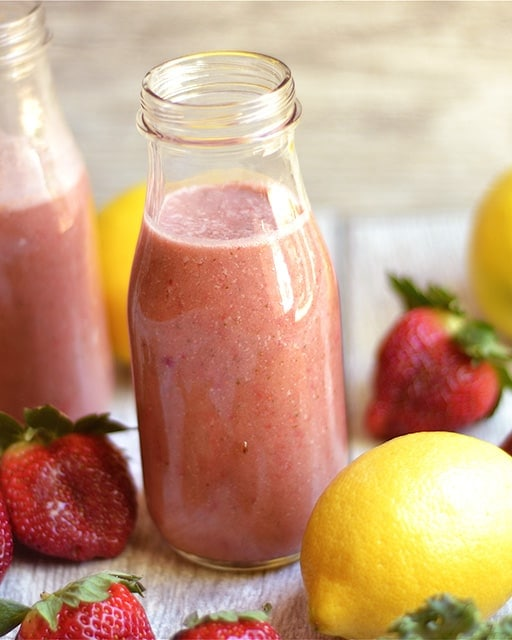 Strawberry Smoothie 3
