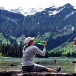 Unplugging and Enjoying Nature