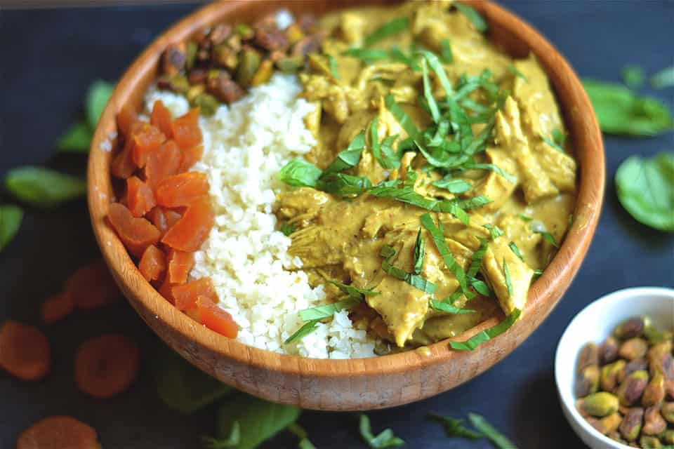 Slow Cooker Apricot Curry 2