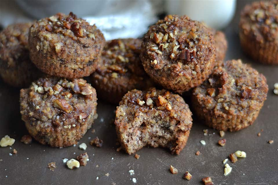 grain-free-maple-pecan-banana-bread-muffins