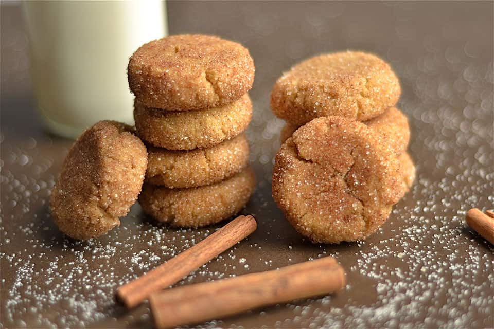 chai-spiced-snickerdoodles