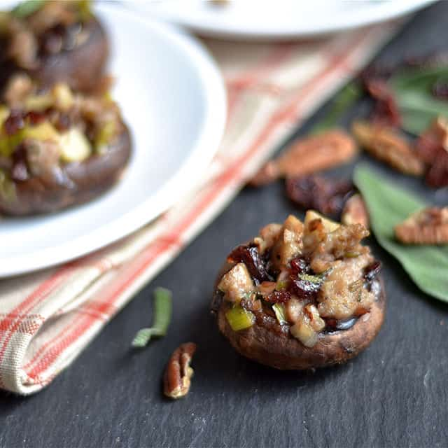 sausage-cranberry-stuffed-mushrooms-with-sage-3