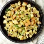 How To Make Perfect Skillet Potatoes