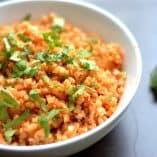Cauliflower Spanish Rice