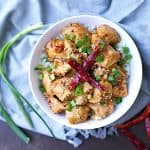 Slow Cooker or Instant Pot General Tso's Chicken (Paleo)
