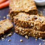 Paleo Morning Glory Bread
