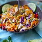 Paleo Chicken Pad Thai