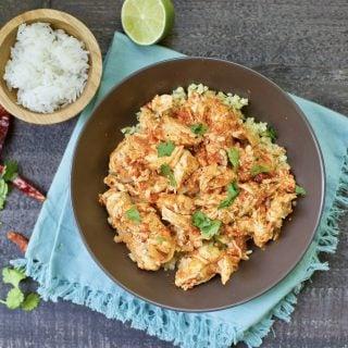 Slow Cooker or Instant Pot Harissa Chicken