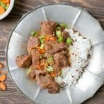 Slow Cooker or Instant Pot Mongolian Beef