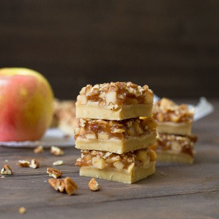Apple Pie Bars (Vegan & Paleo)