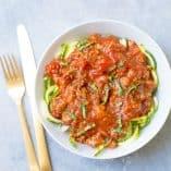Instant Pot Spaghetti Sauce