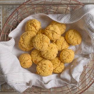 Paleo Sweet Potato Rolls