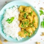Slow Cooker Chicken Korma