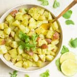 Cilantro Lime Potato Salad
