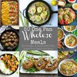 50 Easy Whole30 One Pan Meals