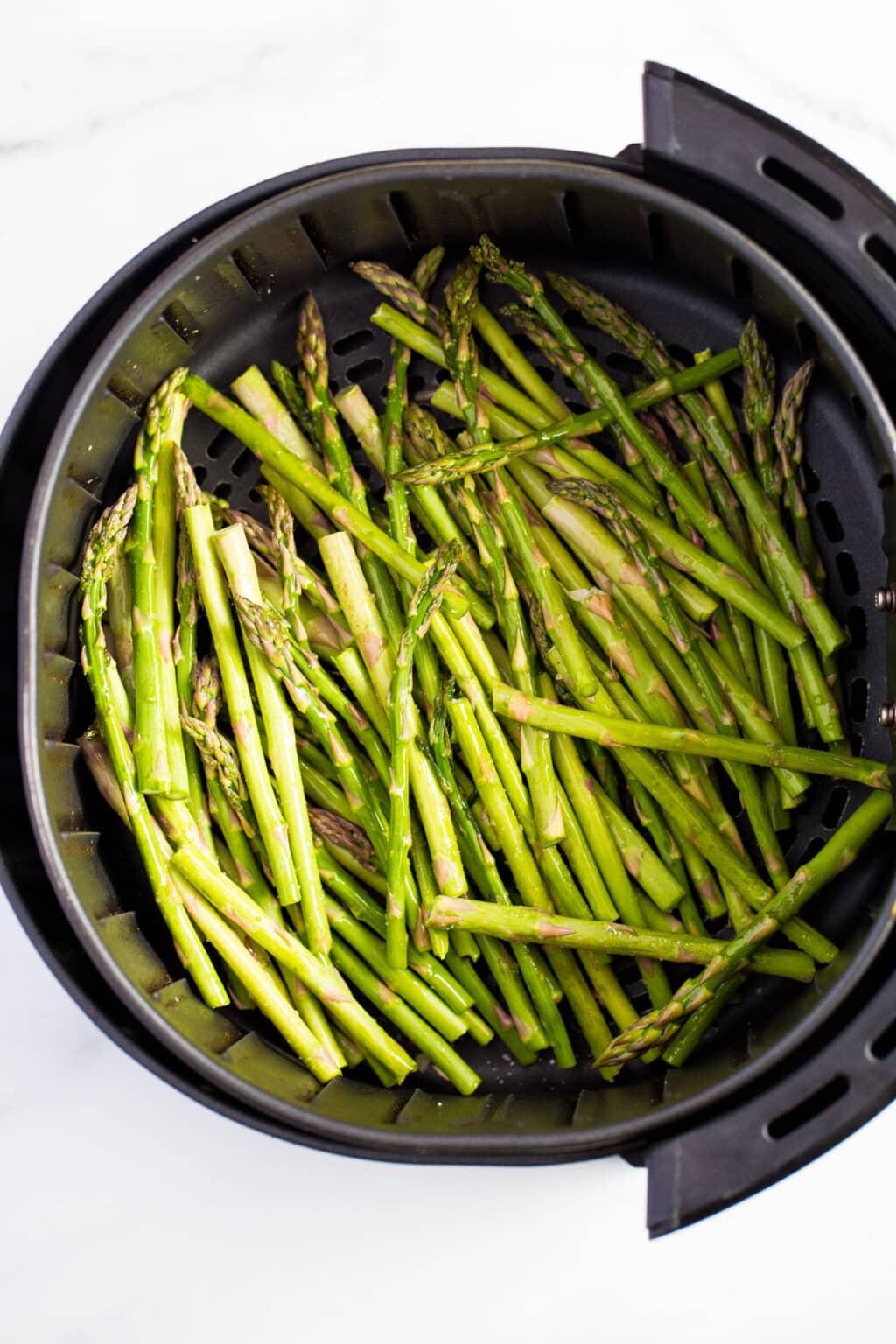 asparagus in an air fryer